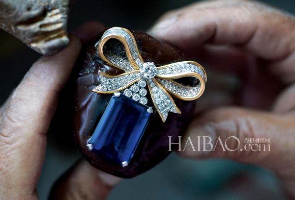 系列珠宝工艺制作步骤