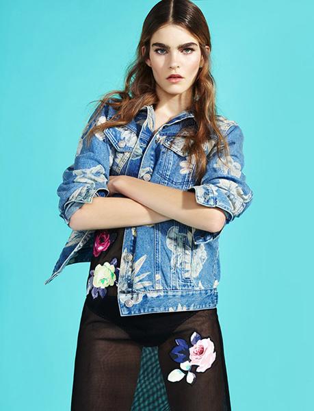 荷兰版《Elle》时尚大片
