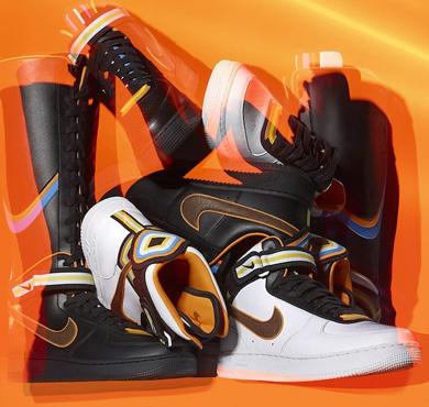 那些设计师的跑鞋作品