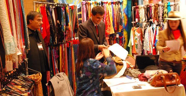 越南:2014国际纺织面辅料展人气十足