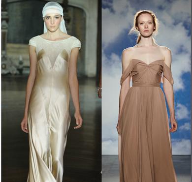 2014 纽约婚纱周:20 件最美婚纱