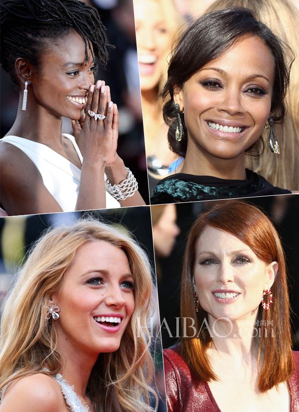 2014明星67届戛纳电影节电影珠宝搭配年第有没有野战的细节三级图片