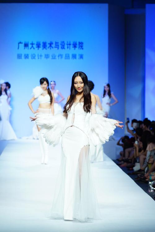 2014中国(广东)大学生时装周:广州大学美术与设计学院