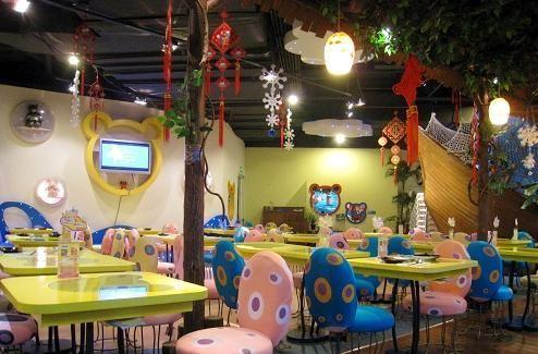 STATION ONE YOYOUBOX 麦幼优儿童主题餐厅