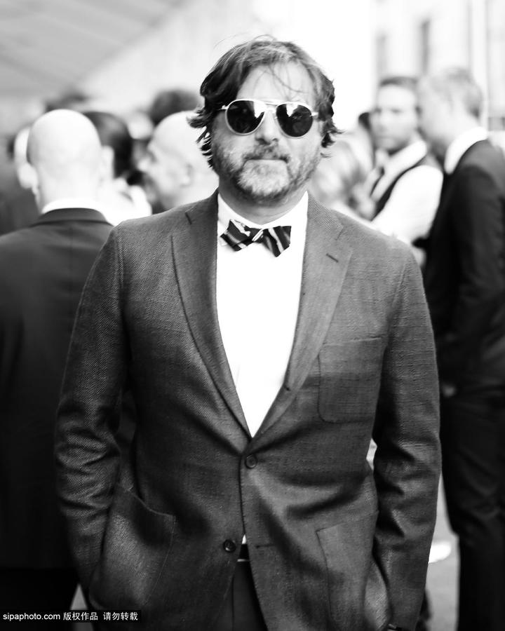 黑白视角记录2014美国设计师协会时尚大奖