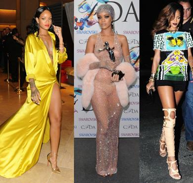 CFDA 年度时尚偶像:女潮皇 Riri 的时尚路