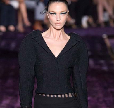 Atelier Versace 巴黎2014秋冬高级定制秀