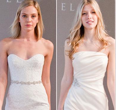 Jim Hjelm 2014秋冬婚纱:风格与时尚创意的多样化