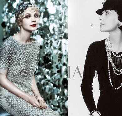 Flapper Girls,是盖茨比的挚爱女神,也是时尚先锋可可香奈儿