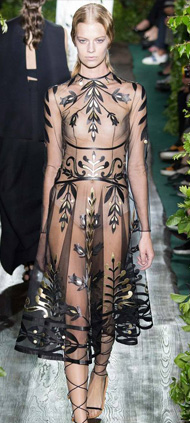 Valentino 巴黎2014秋冬系列高定时装秀