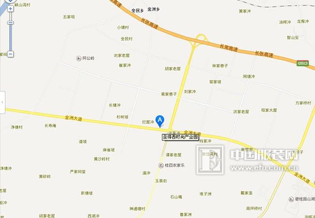 湖南长沙圣得西时尚产业园
