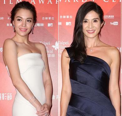 第十六届台北电影奖颁奖典礼红毯图赏