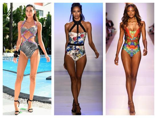 [导读] 每年的迈阿密泳装周都可以说是最性感抢眼的时装周。为期5天的2015迈阿密泳装周刚刚结束。而在今年的秀场上,设计风格或加入民族元素,或近年热度不退的3D印花元素,或剪裁性感,或保守复古风格,让小编带你一起来看看吧。