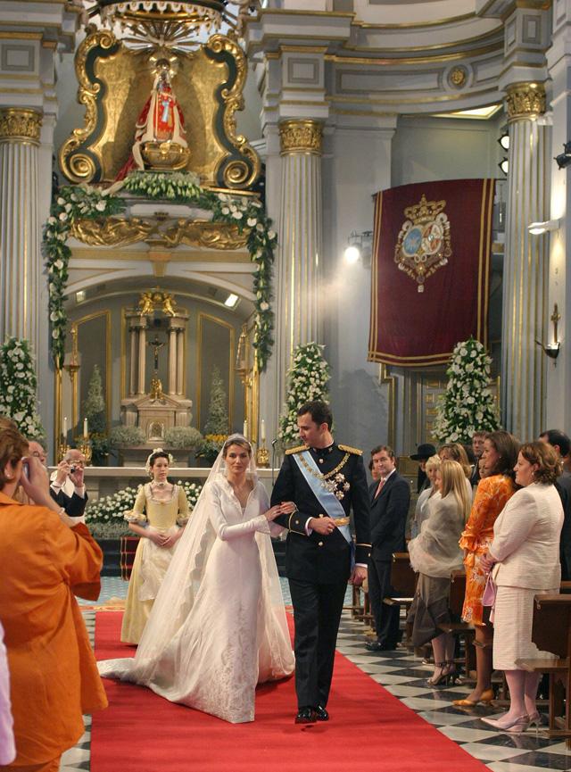 从离异女主播到西班牙王后 西班牙 美女 国王杯