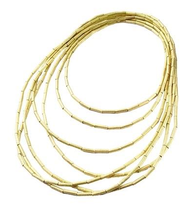 H.Stern Fluid Gold项链
