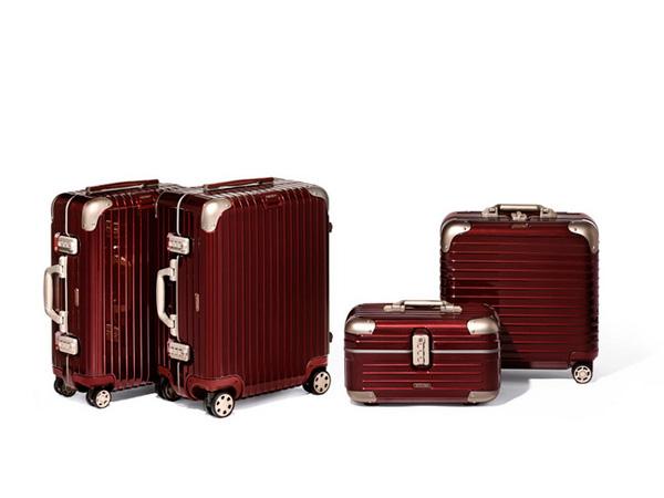 rimowa limbo旅行箱 闪耀的红宝石