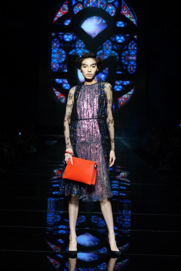 马连奴2015年新品趋势时尚秀惊艳亮相