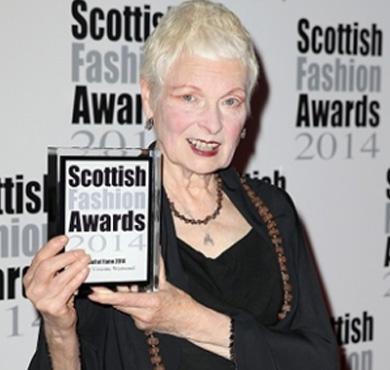 苏格兰时尚大奖得主出炉
