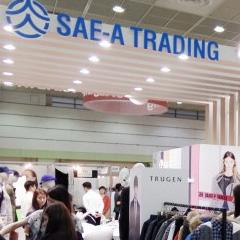 韩国最大服装出口企业SAE-A首次参展PIS引关注