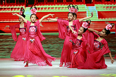 大唐歌舞表演