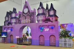 童话城堡展馆欣赏