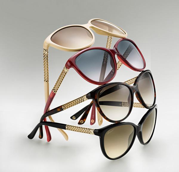 Gucci 全新Diamantissima精品眼镜系列
