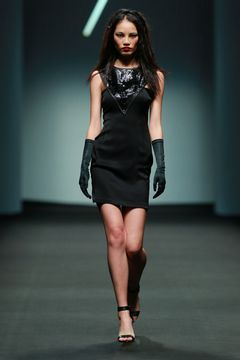 "ElyseeYANG""Devil Look, Angel Heart"" 2015ss"