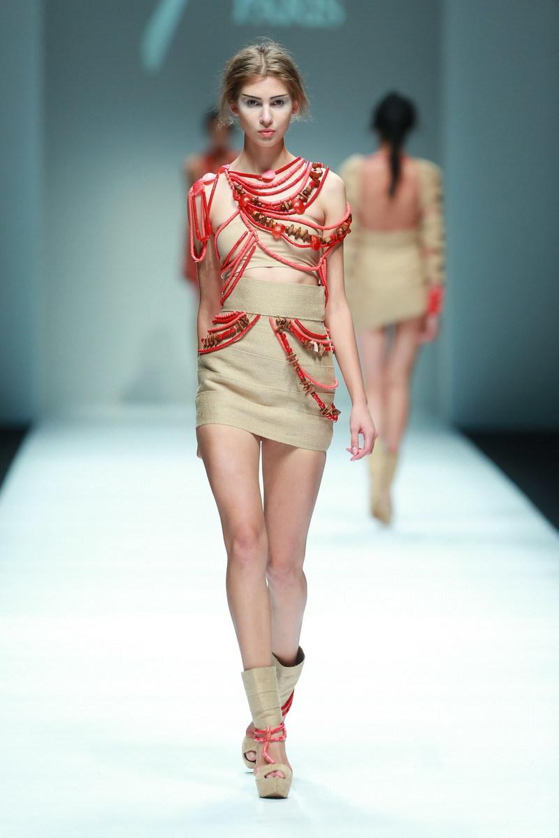 中法埃菲时装设计师学院2015春夏系列