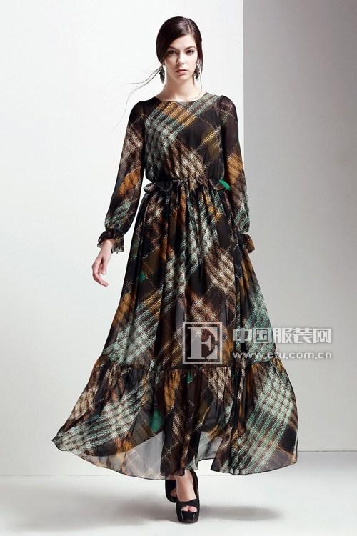 香港时尚女装品牌Alla Moda奥拉摩达2015年春夏新品发布会