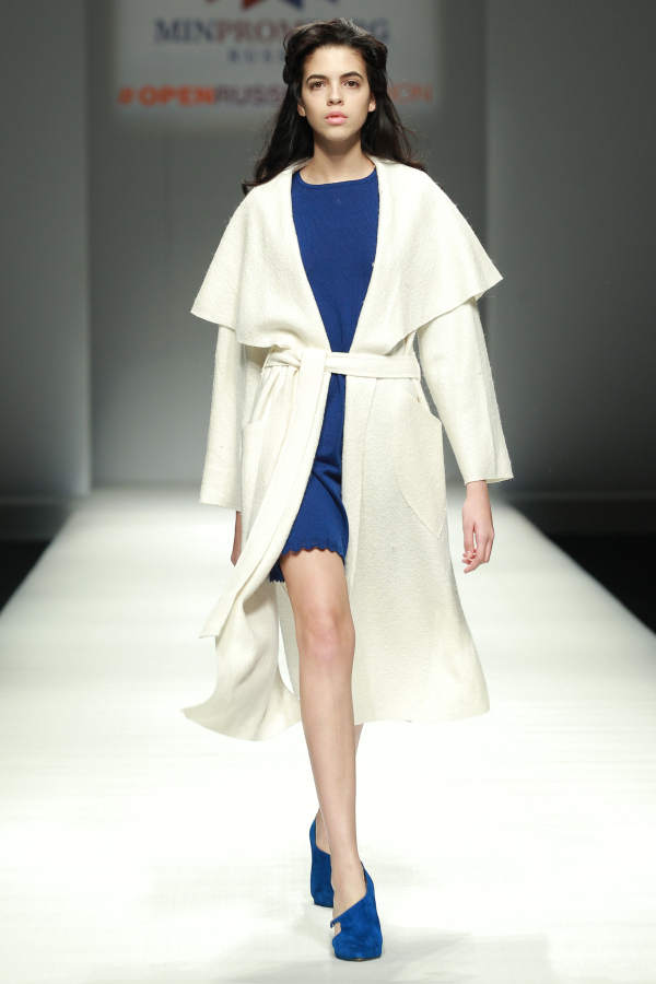 2015春夏中国国际时装周 俄罗斯时装设计师联合发布会图片