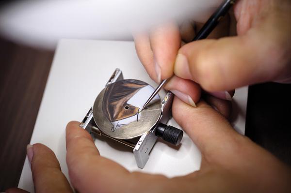 GP芝柏表1966系列巨献三款珐琅限量腕表