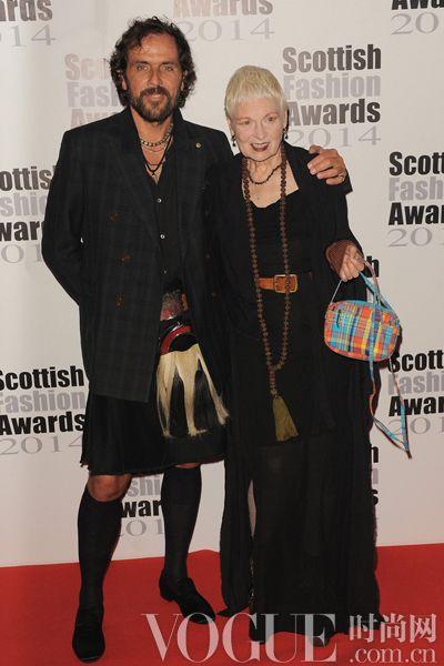Vivienne Westwood、Malcolm McLaren、Andreas Kronthaler