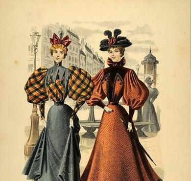 与高贵只有一步之遥的时尚进化论