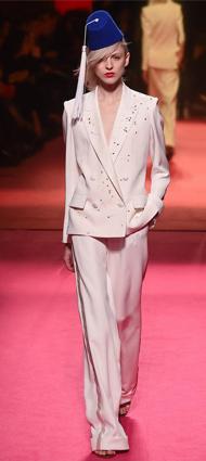 Schiaparelli 2015春夏巴黎高定