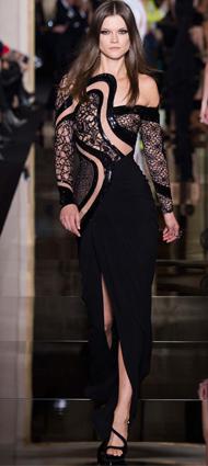Alelier Versace2015春夏巴黎高定秀