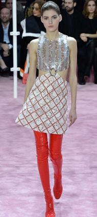 迪奥Dior 2015春夏巴黎高定