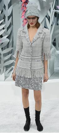 Chanel 2015春夏巴黎高级定制发布