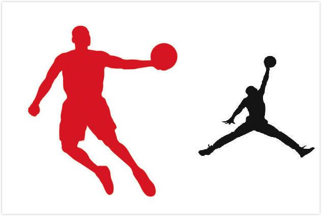 1987 年,耐克将这张展示了乔丹惊人弹跳力的照片设计简化为乔丹品牌的 Logo,并沿用至今。   但在 Jacobus Rentmeester 看来,这违反了他当时与耐克达成的协议。他认为当时耐克购买那张照片的使用权,只适用于 Air Jordan 1 球鞋的宣传广告。至于后来耐克将此创意用在了 Jordan 品牌的 logo 上,则属于侵权行为。   不过,令人疑惑的是,Jacobus Rentmeester 为何在飞人 Logo 推出近 30 年后才想要来维权呢?而且他直到 2014 年 12