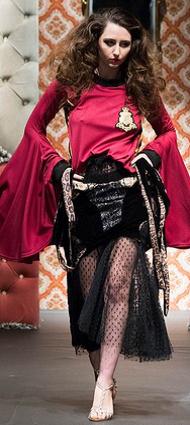 Fashion East Fall 2015秋冬发布