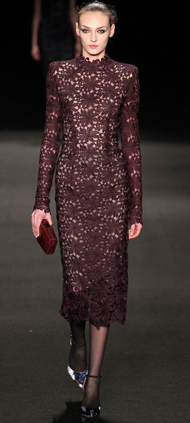 Monique Lhuillier 秀场