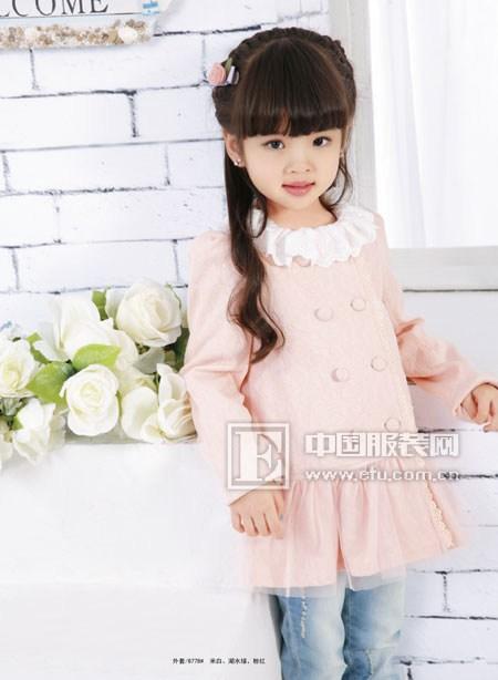 欧式风格,衬得小女孩儿更加甜美可爱
