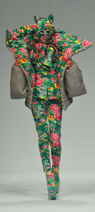 胡社光:一场霸气侧漏的时装秀