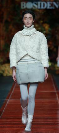 波司登:用时尚诠释生命之美
