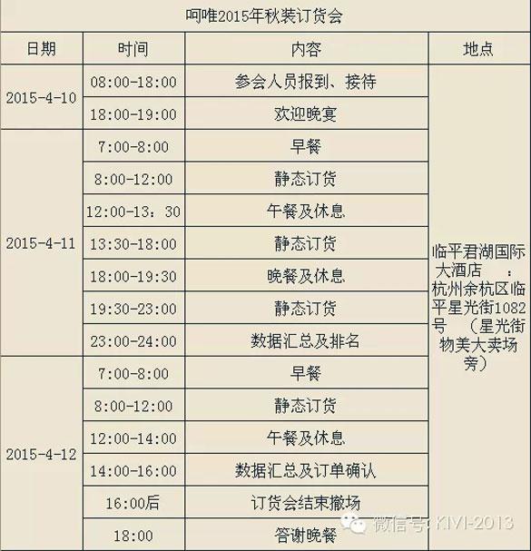 """呵唯2015秋季""""梦幻城堡""""新品主题发布会"""