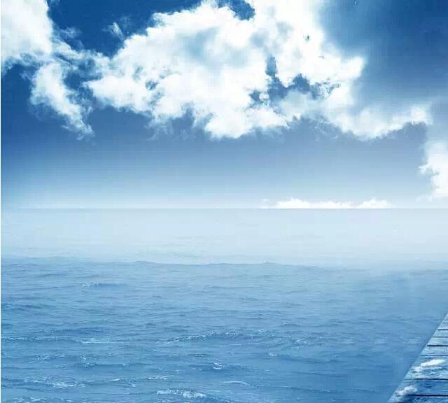 生动的云朵天空图案,给予这件衣服生命力,领口的罗口设计运动摩登.