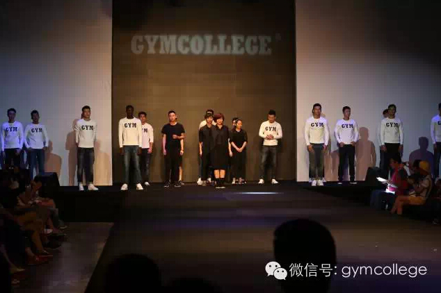 GYMCOLLEGE 2015AW战略发布会