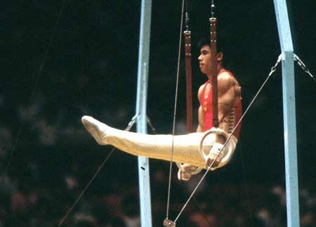 李宁从运动员到企业家:没有谁是永远的冠军