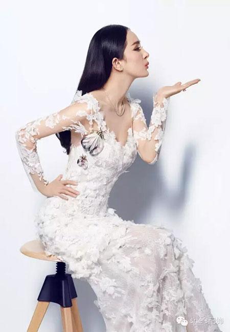 《时尚新娘COSMOBride》新刊大片