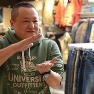 欧帛董事长刘泽明