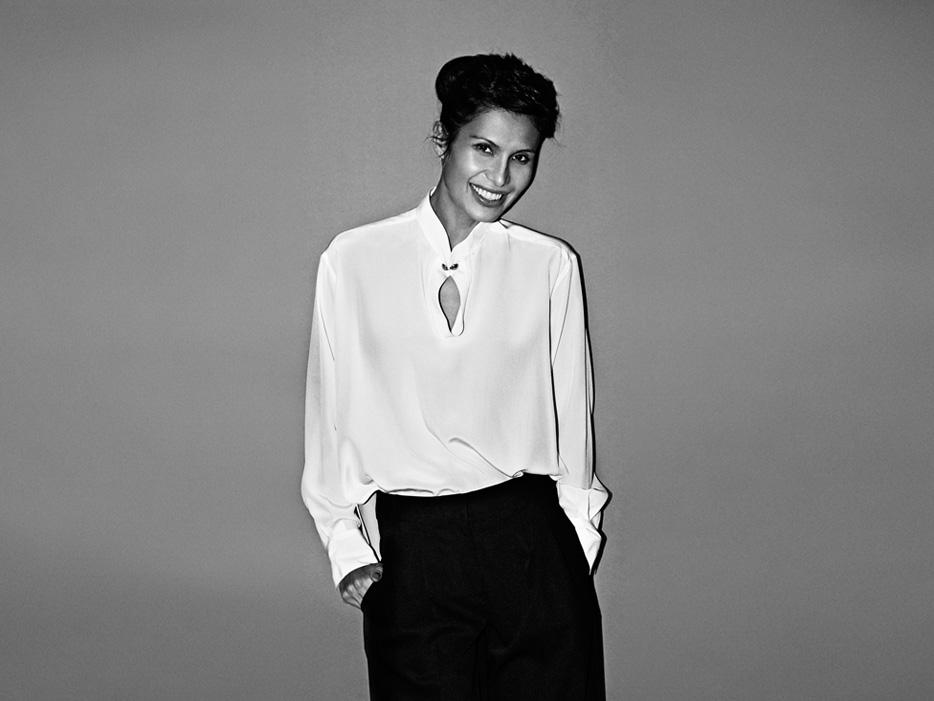 专访vionnet 时装屋新主人戈加·阿什肯纳兹:女富豪的